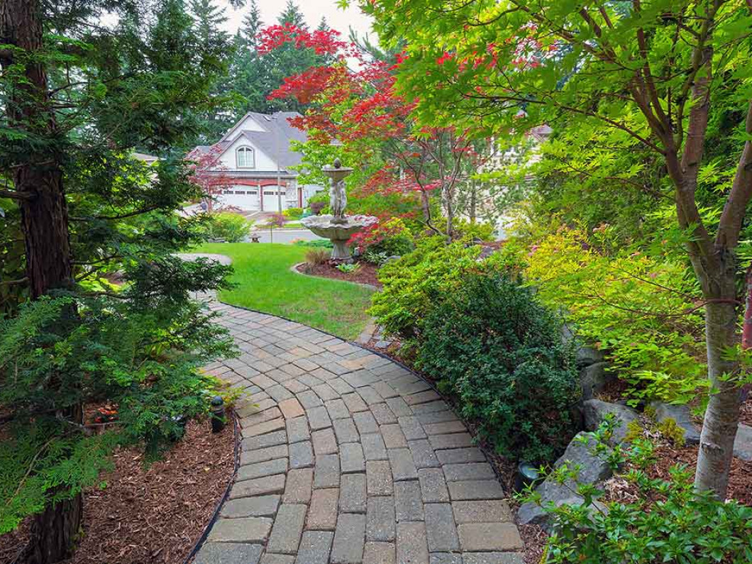 Benefits of hardscaping features